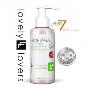 Benefitnet (PL) Lovely Lovers Aloe Vera Lube 150 ml